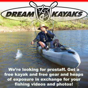 Fishing Sponsorship Program by Dream Kayaks