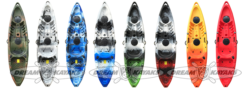 Dream Catcher 4 Fishing Kayak