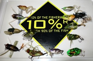 Best Bass Lures Creatures
