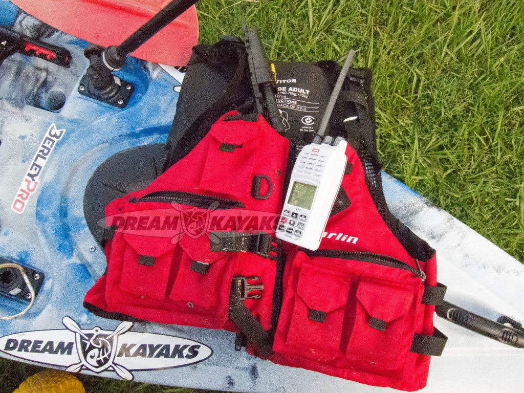 Offshore Kayaking Gear - PFD