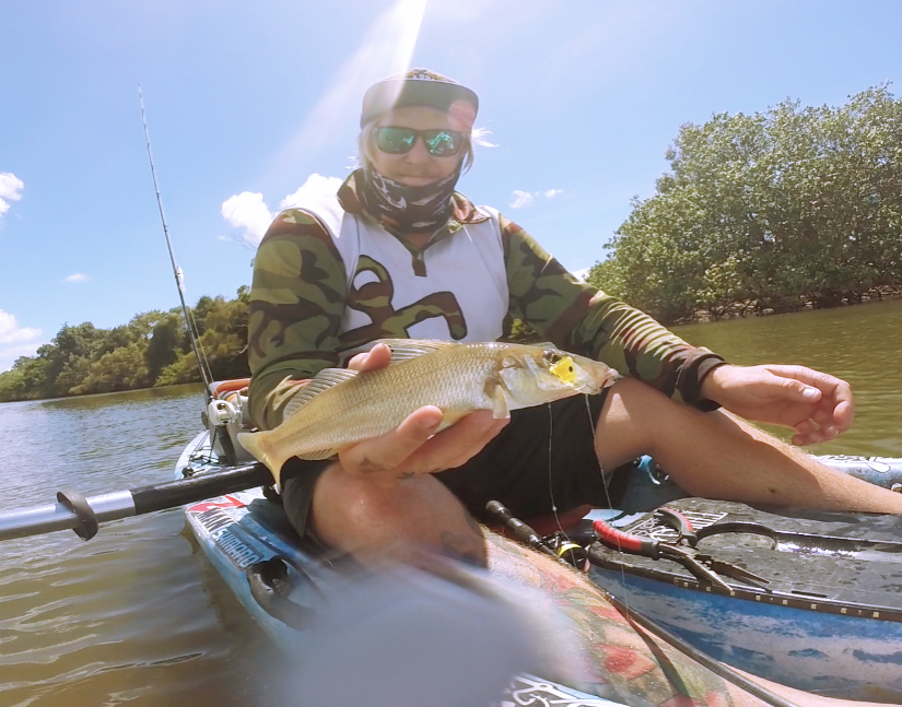 Kayak Fishing Whiting