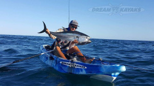 Longtail Tuna for the Kayak