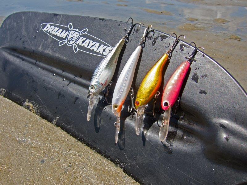Lures for flathead