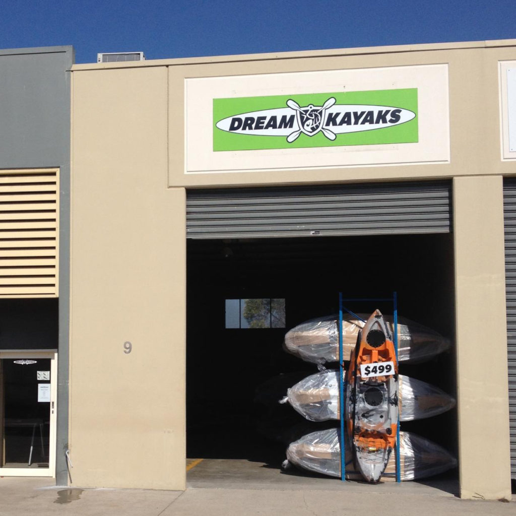 Dream Kayaks Ormeau Gold Coast